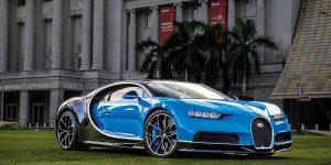 Bugatti Chiron 3,8 triệu đô đầu tiên được bán cho nhà sưu tầm ở Đông Nam Á