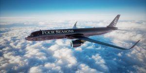 Four Seasons tái hiện thời hoàng kim của du lịch hàng không