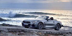 BMW Z4 hoàn toàn mới với thiết kế tinh giản và linh hoạt hơn