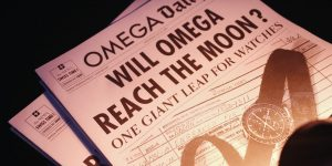 Omega Speedmaster phiên bản giới hạn kỷ niệm 50 năm thám hiểm mặt trăng