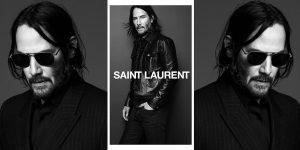 Keanu Reeves trở thành gương mặt đại diện mới của Saint Laurent