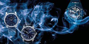 Cuộc chơi lớn nửa đầu năm: Mọi quý ông đều phải có chiếc đồng hồ màu xanh biển