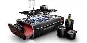 Rolls-Royce ra mắt rương đựng champagne có giá bằng BMW