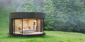 Giữa trái tim của thiên nhiên: Ngôi nhà nhỏ xinh thay đổi quan niệm sống bền vững Lumipod