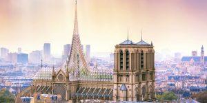 Phục hồi Nhà thờ Đức Bà Paris: Đương đại hay Truyền thống?