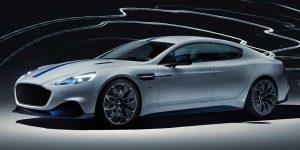 Aston Martin hướng tới một tương lai xe chạy điện hoàn toàn