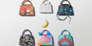 Louis Vuitton thử tài biến hóa của các nghệ sĩ qua chiếc túi Capucine