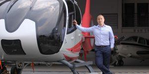 Giới siêu giàu Philippines đi làm bằng máy bay và trực thăng riêng