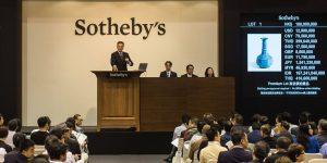 Tỷ phú Patrick Drahi mua lại nhà đấu giá 275 tuổi Sotheby's với giá 3,7 tỷ USD