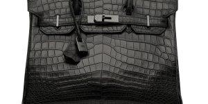 Hermès Birkin đạt giá 4,8 tỷ đồng tại phiên đấu giá ở Hồng Kông