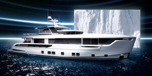 Dynamiq ra mắt chiếc du thuyền đầu tiên của BST New Global Explorer Series