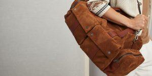Những chiếc túi đa dụng và sành điệu cho quý ông