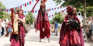 Wanderlust: Quay ngược thời gian cùng Lễ hội trung cổ Provins, Pháp 2019