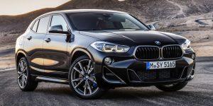 Chất lừ phong cách M với chiếc BMW X2 M35i mới
