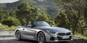 Mui trần BMW Z4 – mảnh mai nhưng mạnh mẽ