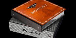Đẳng cấp Bentley: cuốn kỷ yếu khảm kim cương trị giá 370.000$