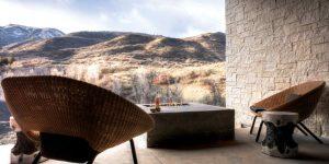 Auberge Resorts – khách sạn đậm chất miền Tây hoang dã ở Utah