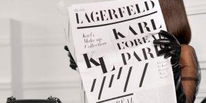 L'oreal Paris và Karl Lagerfeld ra mắt dòng sản phẩm trang điểm