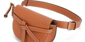 Loewe Gate Bum Bag: Túi xách sành điệu cho ngày hè thêm năng động