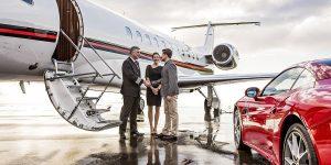 Giới nhà giàu Việt sắp được bay chuyên cơ Vietstar Airlines VIP