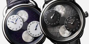 Hermès Arceau L'heure de la lune – những giấc mơ riêng về đồng hồ của Hermès
