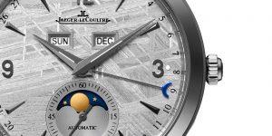 Master class: Mặt số thiên thạch của đồng hồ có thật sự được làm từ thiên thạch?