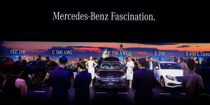 Johnnie Walker x Mercedes: Biểu tượng thành công từ tinh thần tiên phong.