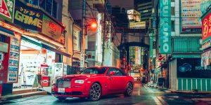 Bản sắc và đẳng cấp Rolls-Royce Black Badge tại Tokyo