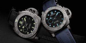ECOXURY: Panerai Submersible Mike Horn Edition – đồng hồ được làm từ vật liệu tái chế