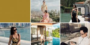 Lối sống thượng lưu của 5 Instagrammer Việt đình đám