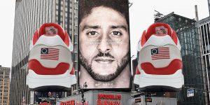 Nike, Kaepernick: tình huống trớ trêu, phạm trù đạo đức trong chiến dịch xây dựng thương hiệu