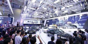 Triển lãm Ô tô Việt Nam 2019 quy tụ 14 hãng xe hàng đầu thế giới
