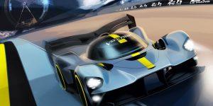 Siêu xe Valkyrie chuẩn bị chinh phục đường đua Le Mans 24 Hours
