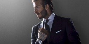 David Beckham phô diễn vẻ lịch lãm và phong cách cùng đồng hồ Tudor