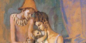 Thời kì xanh và hồng của Pablo Picasso: Khi người ta trẻ