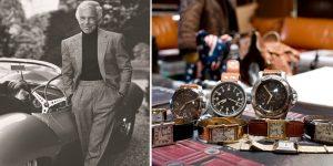 Tỷ phú thời trang Ralph Lauren: Nhà sưu tầm đồng hồ không giới hạn