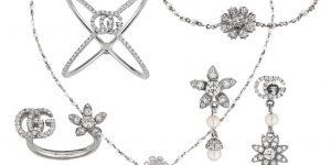 Săn lùng 04 món trang sức cao cấp từ BST nữ trang đầu tiên của Gucci