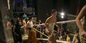 NTK Li Lam ra mắt BST Lamscape: Cõi riêng đàn bà