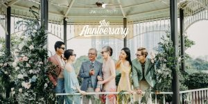 """JW Marriott Hanoi kỷ niệm triển lãm cưới thứ 10 """"The Anniversary"""""""