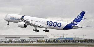 Airbus ra mắt máy bay A350-1000ULR với khả năng bay thẳng 21 giờ