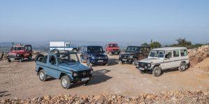 Mercedes G-Wagen: 40 năm thống lĩnh dòng xe địa hình