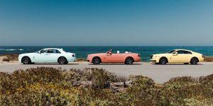 Rolls-Royce ra mắt BST Pastel Collection: Điệu đà hơn, trẻ trung hơn