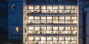 Hà Nội có thêm công trình nổi bật Bridge Office Building của tập đoàn Open Asia