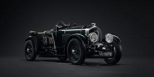 Bentley tái sinh 12 chiếc Blowers 1929