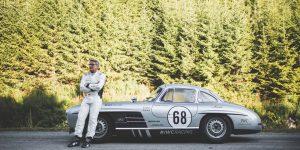 IWC và Mercedes-Benz tại cuộc đua Arosa 2019: Cú bắt tay vinh danh những huyền thoại