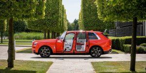 Michael Fux lại đặt hàng Rolls-Royce chiếc Orange Cullinan thứ 12 có một không hai