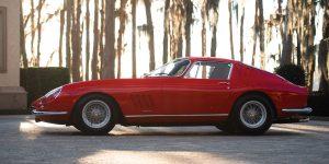 Ngắm siêu xe Ferrari 275 GTB/C đời 1966 của Scaglietti từ RM Sothebys