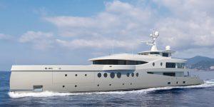Siêu du thuyền Amels 206 về tay chủ sở hữu đến từ châu Á-Thái Bình Dương