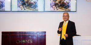 Nhà đấu giá nghệ thuật Chọn trò chuyện về sự ra đời của trường Mỹ thuật Đông Dương