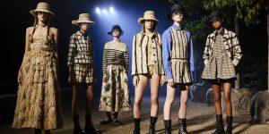 Dior Xuân Hè 2020: Khu vườn là một dự án cho tương lai